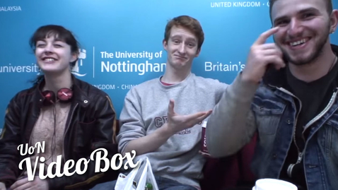 Thumbnail for entry Tips for new students | #UoNVideoBox