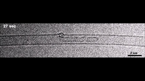 Thumbnail for entry Birth of a crystal filmed in atomic resolution (Iron)