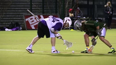 Thumbnail for entry Lacrosse BUCS Big Wednesday highlights