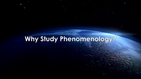 Thumbnail for entry Why Study Phenomenology with Conor Cunningham