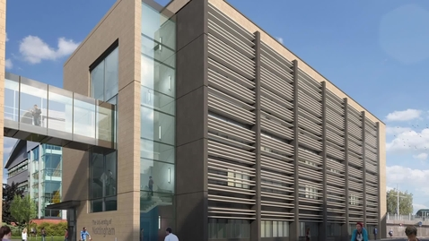 Thumbnail for entry Our brand new purpose built Cancer Centre