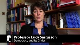 M12009 Democracy and its Critics