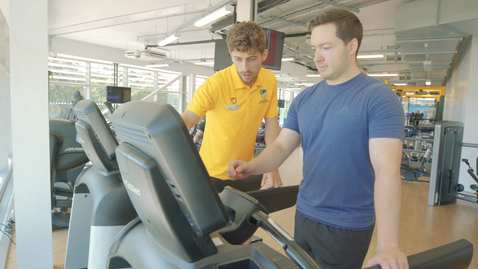 Thumbnail for entry #UoNSport online induction to the Fitness Suite