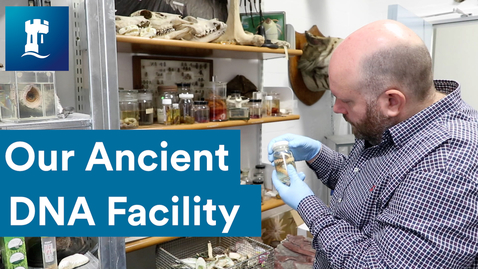 Thumbnail for entry Ancient DNA Facility - part one (the plan)