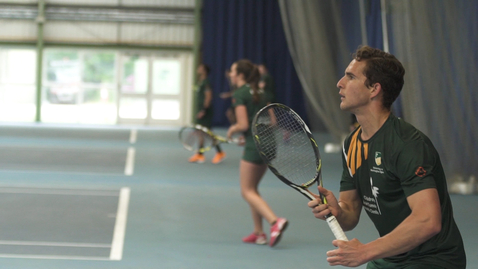 Thumbnail for entry Tennis at the University of Nottingham
