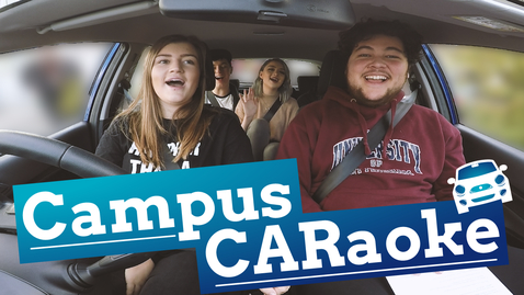 Thumbnail for entry 🚘 Campus CARaoke 🎤 RadioOctave 📻