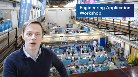 Thumbnail for entry Mechanical and Manufacturing engineering lab facilities