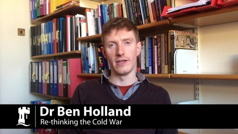 Thumbnail for entry M13192 Rethinking the Cold War