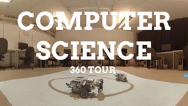 Thumbnail for entry Computer Science 360 facilities tour