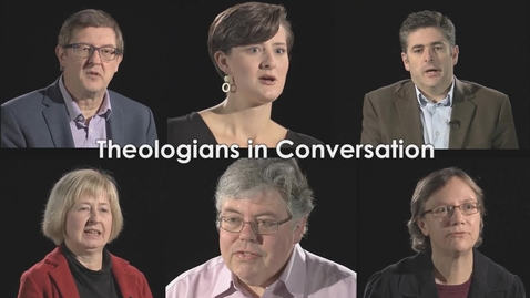 Thumbnail for entry Theologians in Conversation; The Analogy of Being