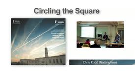 Thumbnail for entry 8. Research and values, Professor Steve Rayner (Circling the Square I)