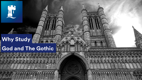 Thumbnail for entry Why Study God and the Gothic with Alison Milbank
