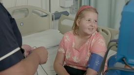 Thumbnail for entry Rebecca's story: Children's Brain Tumour Research