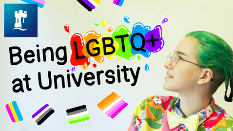 Thumbnail for entry Vlog: Being LGBTQ+ at Nottingham