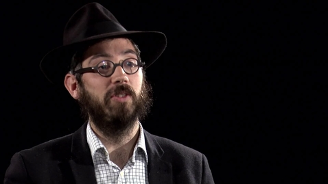 Thumbnail for entry Sacred Calendars; Sukkot with Rabbi Mendy Lent