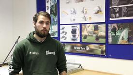 Thumbnail for entry Steve, Future Engineer at The University of Nottingham