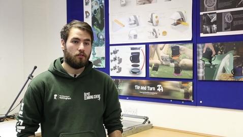 Thumbnail for entry Steve, Future Engineer at The University of Nottingham