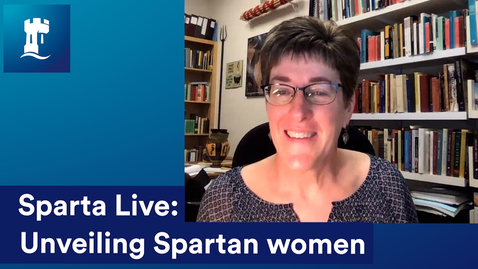 Thumbnail for entry Sparta Live: Unveiling Spartan women