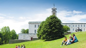 Thumbnail for entry Parents - Welcome to The University of Nottingham