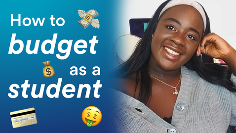Thumbnail for entry Vlog: Managing your money