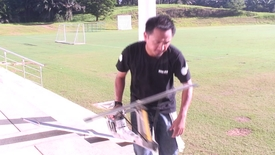 Thumbnail for entry Taking to the air to track Malaysian elephants