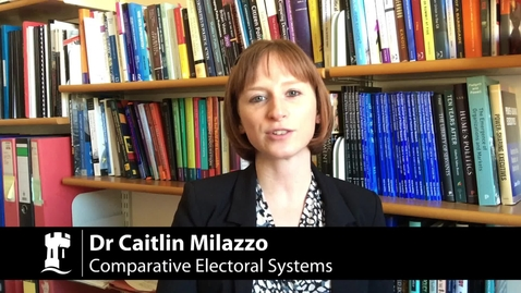 Thumbnail for entry M13210 Comparative Electoral Systems