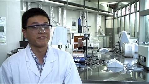 Thumbnail for entry Tony Zhou - China Campus