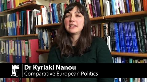 Thumbnail for entry M12017 Comparative European Politics