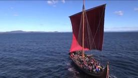 Thumbnail for entry Viking DNA expert leads longboat raid to Norway