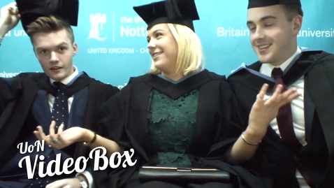 Thumbnail for entry What our graduates will miss most | #UoNVideoBox