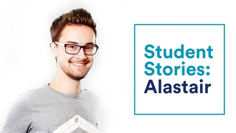 UoN Student Stories: Alastair