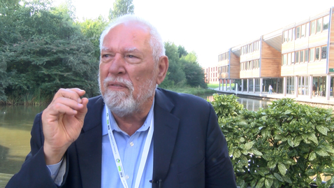 Thumbnail for entry Expert views - Dickson Despommier on Urban Agriculture & Vertical Farming