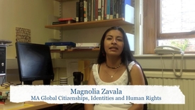 Thumbnail for entry Magnolia Zavala, MA Global Citizenship