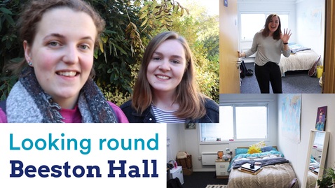 Thumbnail for entry Vlog: Tour of Beeston Hall