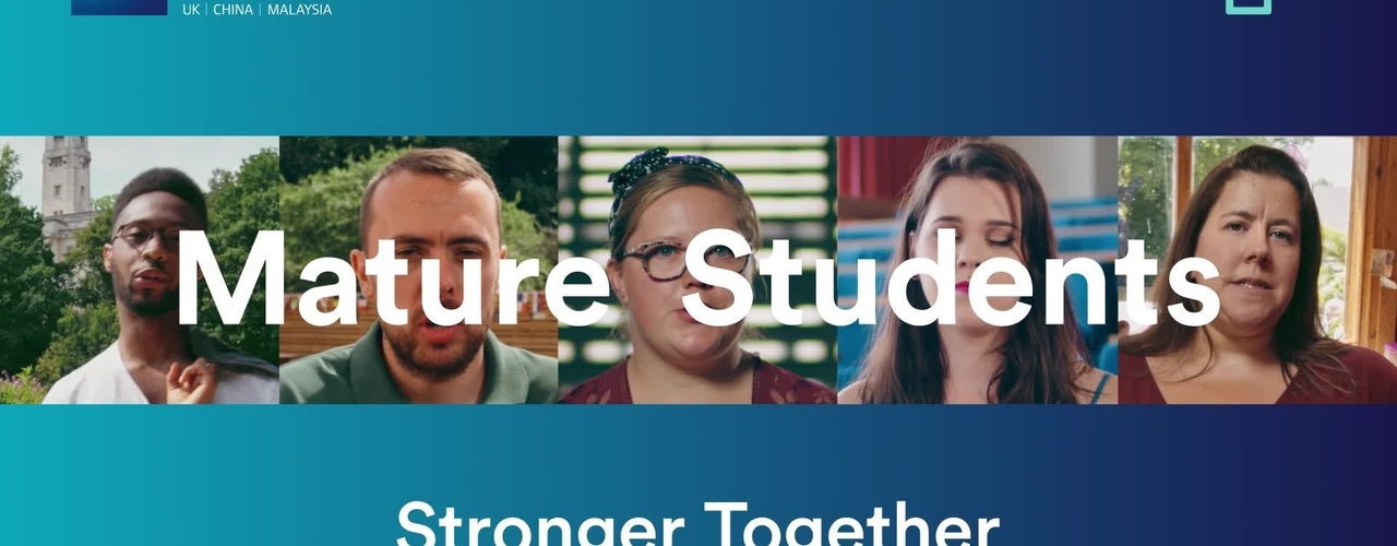 Mature Students - Stronger Together