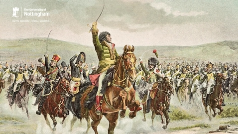 Thumbnail for entry Charging Against Napoleon - Part 3: History of the Battle