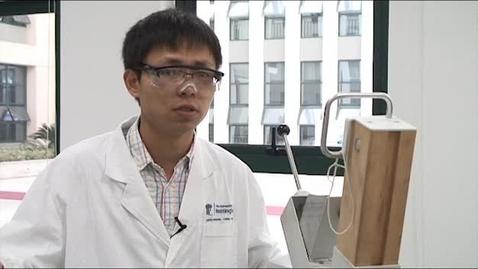 Thumbnail for entry Zheng Wang - PhD Environmental Engineering