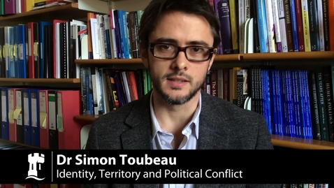 Thumbnail for entry M13221 Identity, Territory and Political Conflict