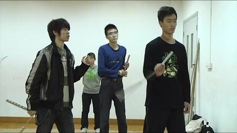 Thumbnail for entry Tony Hong - Martial Arts Teacher