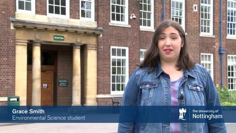 Sutton Bonington Campus tour