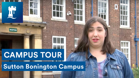 Thumbnail for entry Sutton Bonington Campus tour