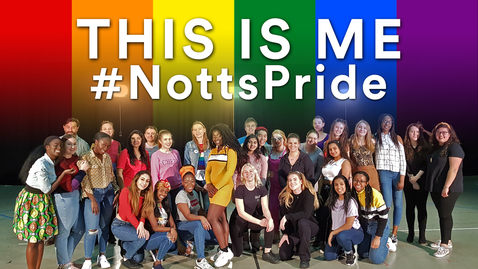 Thumbnail for entry THIS IS ME - #NottsPride
