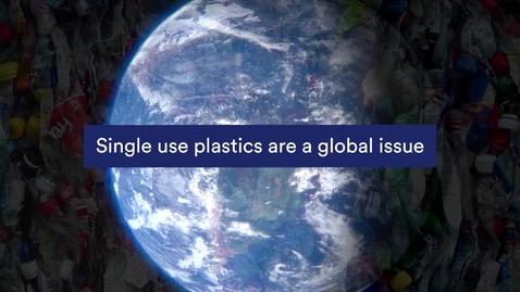 Thumbnail for entry Take the Plastics Challenge survey