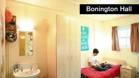 Thumbnail for entry Postgraduate accommodation
