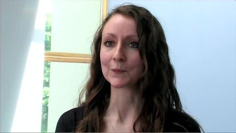 Thumbnail for entry Cassie Philp - Graduate Entry Medicine