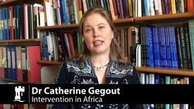 M13077 Intervention in Africa