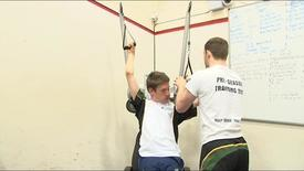 Thumbnail for entry Academic and sports support for disabled students at Nottingham - Thomas's story