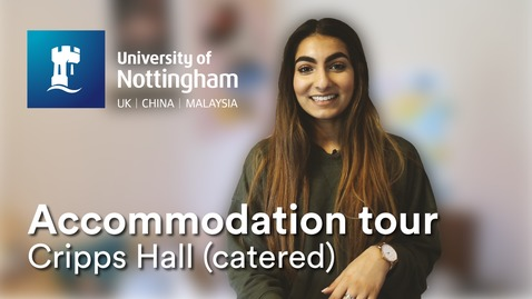 Uni Park Campus - Cripps Hall (catered accommodation)