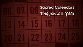 Thumbnail for entry Sacred Calendars; The Jewish Year - an overview with Mendy Lent