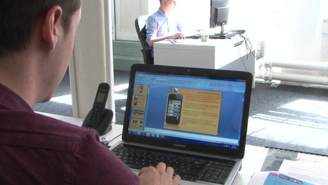 Thumbnail for entry Summer internships - ICN
